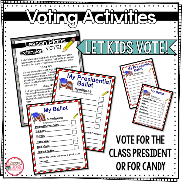 Election Day Activities