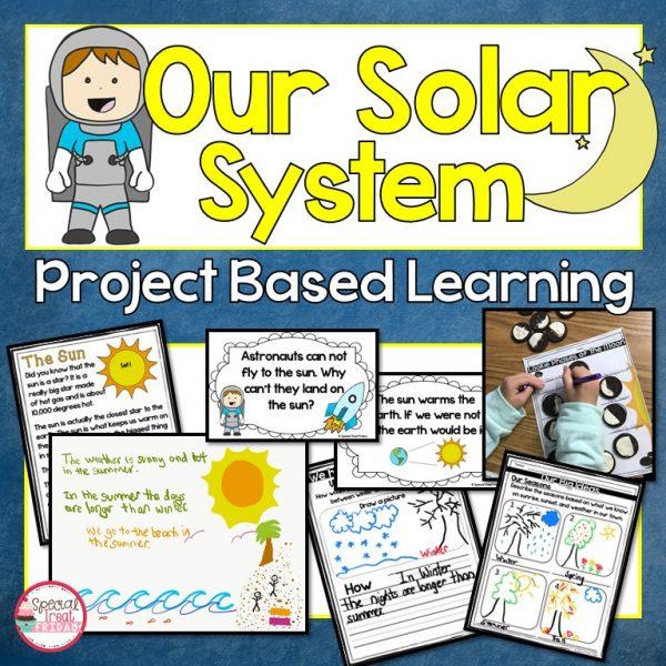 Solar System PBL Unit