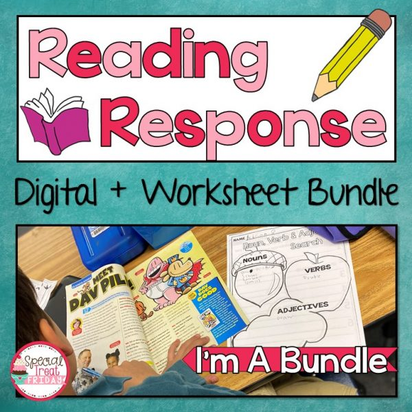 Distance Learning Reading Response
